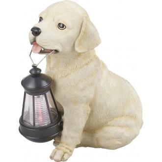 GLOBO 33372 | SogloDogs Globo podna svjetiljka 26cm solarna baterija 1x LED IP44