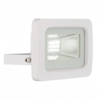 GLOBO 34002 | Callaqui Globo reflektor svjetiljka elementi koji se mogu okretati 1x LED 550lm 6000K IP65 bijelo, prozirno