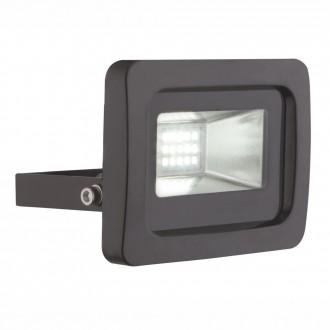 GLOBO 34003 | Callaqui Globo reflektor svjetiljka elementi koji se mogu okretati 1x LED 550lm 6000K IP65 crno, prozirno