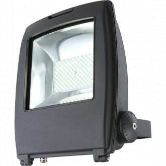 GLOBO 34222 | Projecteur-I Globo reflektor svjetiljka elementi koji se mogu okretati 1x LED 7500lm 6500K IP65 tamno sivo, prozirno