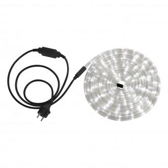 GLOBO 38961 | LightTube Globo svijetleća cijev bijelo svjetleći kabel - 6 m 144x LED 288lm 5500K IP44 bijelo