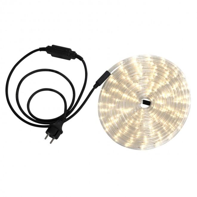 GLOBO 38962   LightTube Globo svijetleća cijev topla bijela svjetleći kabel - 6 m 144x LED 288lm 2600K IP44 topla bijela