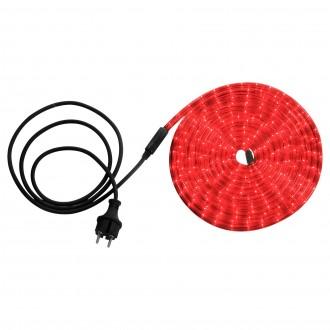 GLOBO 38964 | LightTube Globo svijetleća cijev svjetiljka 144x LED 87lm IP44 crveno