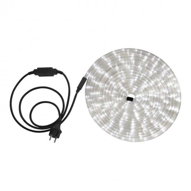 GLOBO 38971 | LightTube Globo svijetleća cijev bijelo svjetleći kabel - 9 m 216x LED 432lm 5500K IP44 bijelo