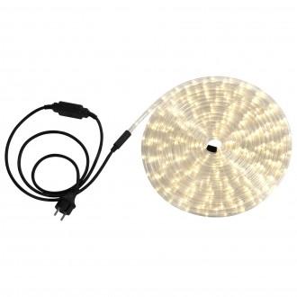 GLOBO 38972 | LightTube Globo svijetleća cijev topla bijela svjetleći kabel - 9 m 216x LED 432lm 2600K IP44 topla bijela