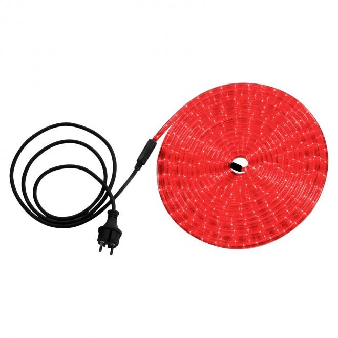 GLOBO 38974 | LightTube Globo svijetleća cijev svjetiljka 216x LED 130lm IP44 crveno