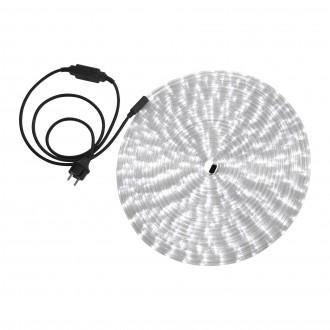 GLOBO 38981 | LightTube Globo svijetleća cijev bijelo svjetleći kabel - 18 m 432x LED 864lm 5500K IP44 bijelo