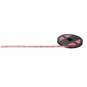 GLOBO 38999 | Globo-LS-Set Globo LED traka svjetiljka daljinski upravljač promjenjive boje 150x LED RGBK IP44