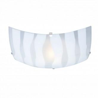 GLOBO 40981 | Cedric Globo stropne svjetiljke svjetiljka 1x E27 bijelo, saten