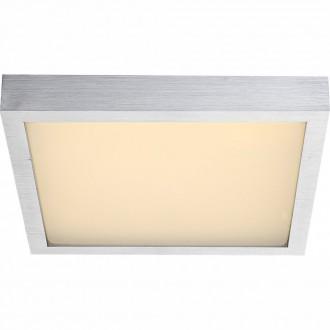 GLOBO 41661S | Tamina Globo stropne svjetiljke svjetiljka sa senzorom 1x LED 1150lm 3000K aluminij, bijelo