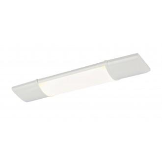 GLOBO 42005-10 | Obara Globo nadgradivo svjetiljka 300x74mm 1x LED 950lm 3000K bijelo, opal