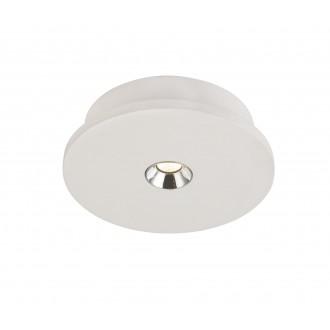 GLOBO 55010-1 | Christine-Timo Globo stropne svjetiljke svjetiljka 1x LED 378lm 3000K bijelo, krom
