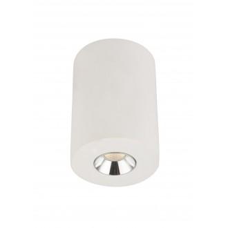 GLOBO 55010-1A | Christine-Timo Globo stropne svjetiljke svjetiljka 1x LED 378lm 3000K krom, bijelo