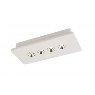 GLOBO 55010-4 | Christine-Timo Globo stropne svjetiljke svjetiljka 1x LED 1323lm 3000K bijelo, krom