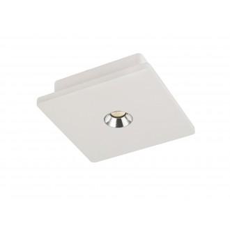 GLOBO 55010 | Christine-Timo Globo stropne svjetiljke svjetiljka 1x LED 378lm 3000K bijelo, krom