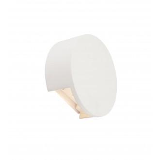 GLOBO 55010-W2 | Christine-Timo Globo zidna svjetiljka 1x LED 615lm 3000K bijelo