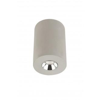 GLOBO 55011-1A | Christine-Timo Globo stropne svjetiljke svjetiljka 1x LED 378lm 3000K krom, sivo