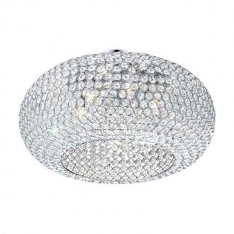 GLOBO 67017-6L   Emilia Globo stropne svjetiljke svjetiljka 6x G9 910lm 3000K krom, prozirno