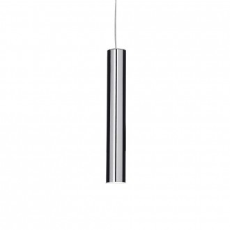 IDEAL LUX 104942 | Look-IL Ideal Lux visilice svjetiljka - LOOK SP1 D06 CROMO - 1x GU10 2700K krom