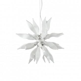 IDEAL LUX 111957 | Leaves-IL Ideal Lux visilice svjetiljka - LEAVES SP8 - s mogućnošću skraćivanja kabla 8x G9 2400lm 3000K bijelo