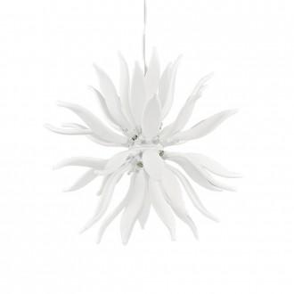 IDEAL LUX 112268 | Leaves-IL Ideal Lux visilice svjetiljka - LEAVES SP12 - s mogućnošću skraćivanja kabla 12x G9 3600lm 3000K bijelo