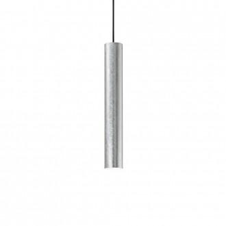 IDEAL LUX 141800 | Look-IL Ideal Lux visilice svjetiljka - LOOK SP1 D06 ARGENTO - 1x GU10 2700K srebrno