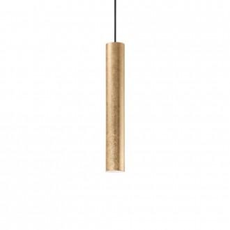 IDEAL LUX 141817 | Look-IL Ideal Lux visilice svjetiljka - LOOK SP1 D06 ORO - 1x GU10 2700K zlatno