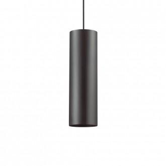 IDEAL LUX 158723 | Look-IL Ideal Lux visilice svjetiljka - LOOK SP1 D12 NERO - 1x GU10 2700K crno