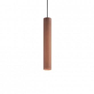 IDEAL LUX 170589 | Look-IL Ideal Lux visilice svjetiljka - LOOK SP1 D06 CORTEN - 1x GU10 2700K corten, rdža smeđe