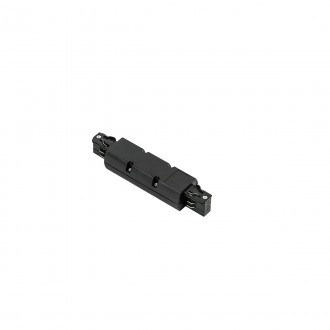 ITALUX TR-I-JOINT-BL | 4-Phase-Track Italux element sustava - poveznica tračnice rezervni dijelovi crno