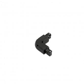 ITALUX TR-L-JOINT-BL | 4-Phase-Track Italux element sustava - lakat-, ugao od 90° rezervni dijelovi crno