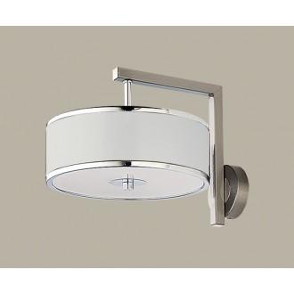 JUPITER 1224 JA K B | Jazz Jupiter zidna svjetiljka 1x E14 bijelo, krom