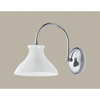 JUPITER 1250 RD K | RodosJ Jupiter zidna svjetiljka 1x E27 krom, bijelo