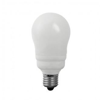 KANLUX 10615 | E27 15W Kanlux obični A60 štedna žarulja XEU 800lm 3500K