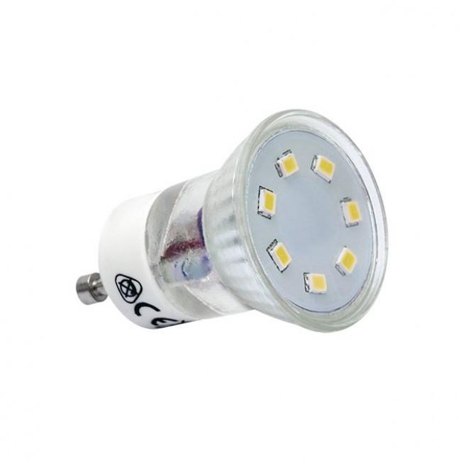 KANLUX 14947 | GU10 2,2W -> 21W Kanlux spot LED izvori svjetlosti MINI 200lm 6500K 120° CRI>80