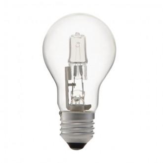 KANLUX 18451 | E27 42W -> 55W Kanlux obični A55 halogen žarulja Ecohalo 624lm 2700K