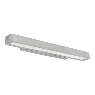 KANLUX 18831 | Lucea Kanlux zidna svjetiljka 1x G5 / T5 4000K srebrno
