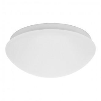 KANLUX 19000 | Pires Kanlux zidna, stropne svjetiljke svjetiljka okrugli sa senzorom 1x E27 IP44 IK06 bijelo