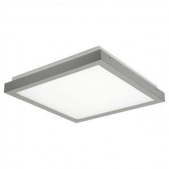 KANLUX 19010 | Tybia Kanlux stropne svjetiljke, visilice svjetiljka četvrtast 2x 2G11 / PL-L/4P IK05 sivo, bijelo