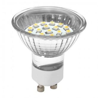 KANLUX 19040 | GU10 1,3W -> 9W Kanlux spot LED izvori svjetlosti SMD 80lm 2700-3200K 70° CRI>70