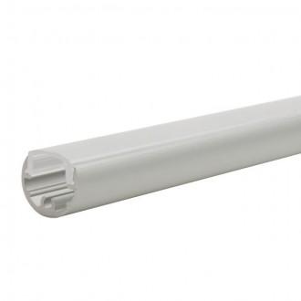 KANLUX 19160 | Kanlux aluminijski led profil A - bez sjenila - 1m za max. 8 mm LED trake aluminij