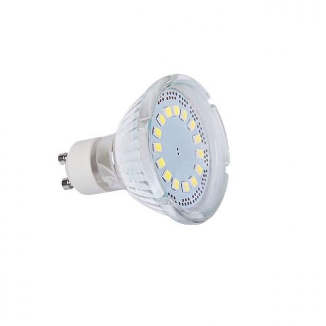 KANLUX 19993   GU10 4W -> 29W Kanlux spot LED izvori svjetlosti SMD 310lm 6200-6800K 120° CRI>80