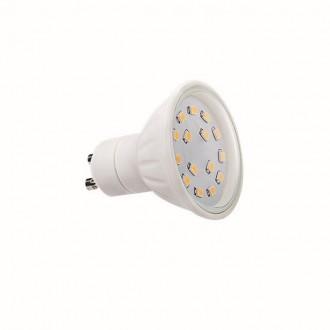 KANLUX 22200 | GU10 5W -> 37W Kanlux spot LED izvori svjetlosti SMD 430lm 3000K 120° CRI>80