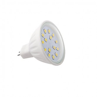 KANLUX 22204   MR16 / GU5.3 4,5W -> 35W Kanlux spot LED izvori svjetlosti SMD 390lm 5700 - 6300K 120° CRI>80