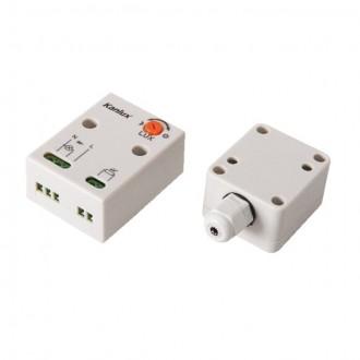 KANLUX 22371 | Kanlux svjetlosni senzor - sumračni prekidač rezervni dijelovi IP65/20 bijelo