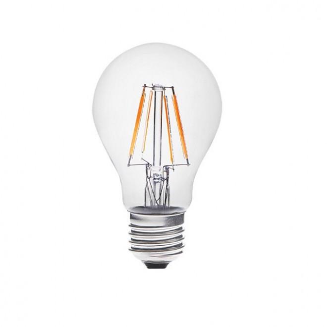 KANLUX 22464 | E27 4W -> 37W Kanlux obični A60 LED izvori svjetlosti filament 420lm 2700K 360°