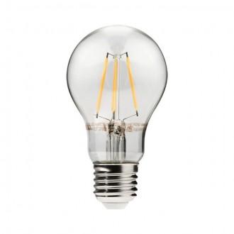 KANLUX 22468 | E27 6W -> 57W Kanlux obični A60 LED izvori svjetlosti filament 750lm 2700K 360°