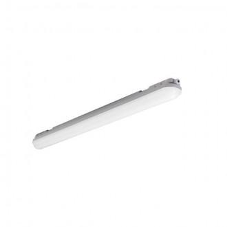 KANLUX 22603 | Mah-LED Kanlux stropne svjetiljke svjetiljka 1x LED 2100lm 4000K IP65 IK08 sivo, bijelo