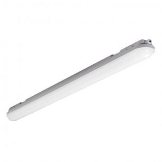 KANLUX 22605 | Mah-LED Kanlux stropne svjetiljke svjetiljka 1x LED 5250lm 4000K IP65 IK08 sivo, bijelo