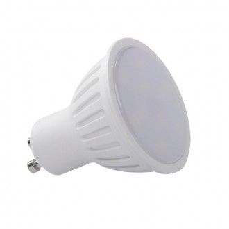 KANLUX 22701 | GU10 5W -> 34W Kanlux spot LED izvori svjetlosti SMD 380lm 5300K 120°
